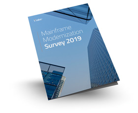 LzLabs Mainframe Modernization Survey 2019