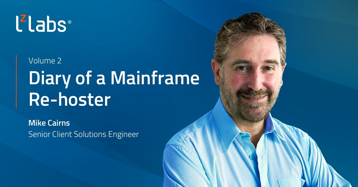 Diary of a mainframe rehoster volume 2: solving the incremental migration challenge
